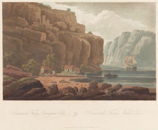 Svinesund fra norsk side