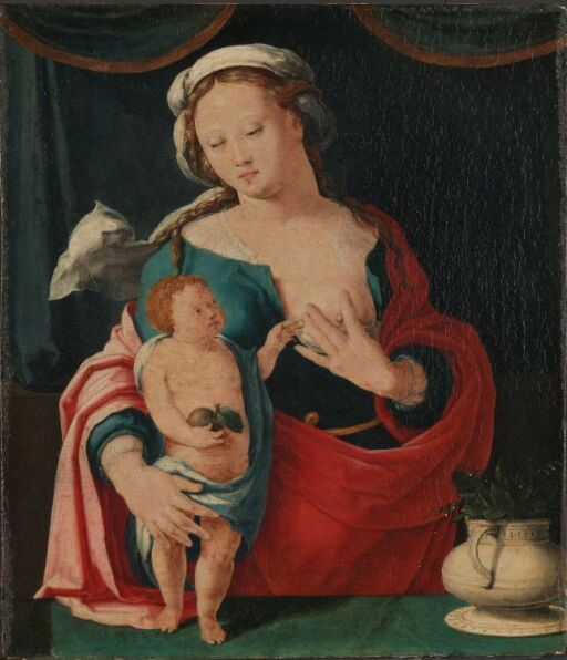 Madonna med Jesusbarnet