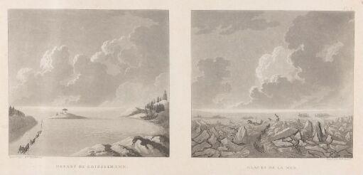 Avreise fra Grisslehamn; havis