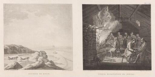 Kyrönjoki; røykstue
