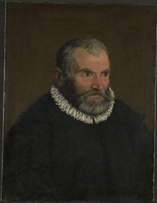 Portrett av en eldre herre