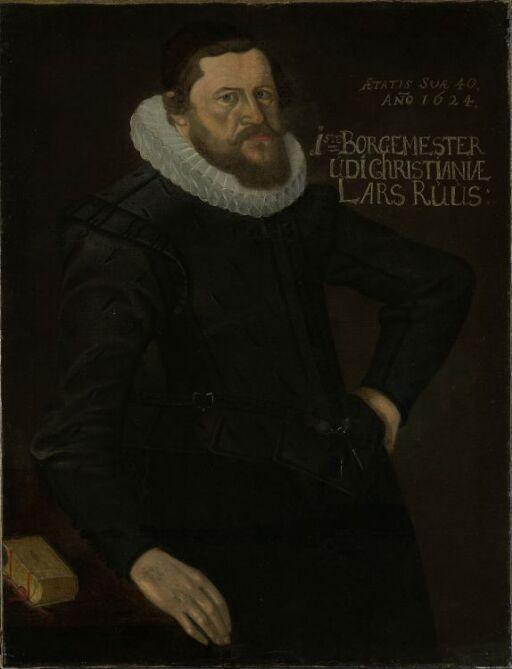 Borgermester Lars (Laurits) Ruus