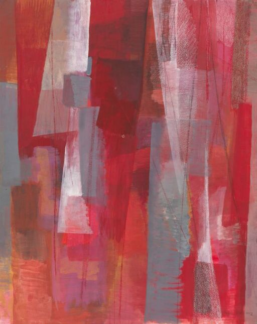Komposisjon i rødt