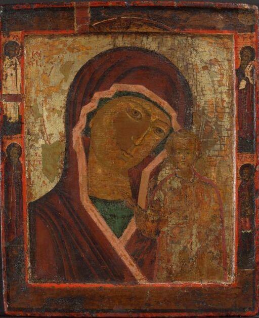 Guds Moder fra Kazan