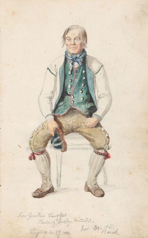 Niri Knutson Vangestad, Flesberg