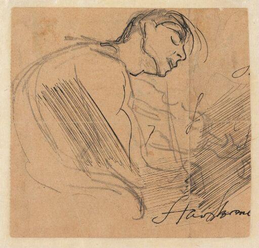 Sketch of Fiddler