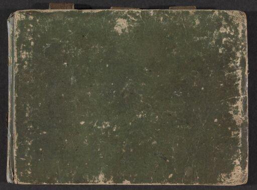 Skissebok fra München, juli 1854