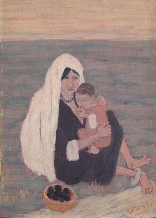 Madonna fra Kashmir