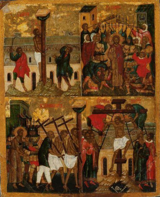 Åtte scener fra Kristi Pasjon