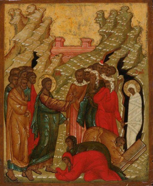 Oppvekkelsen av Lasarus