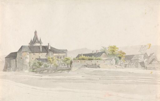 Slottet Reichenau ved Wien