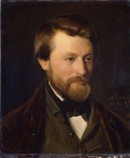 Emil Tidemand, kunstnerens bror