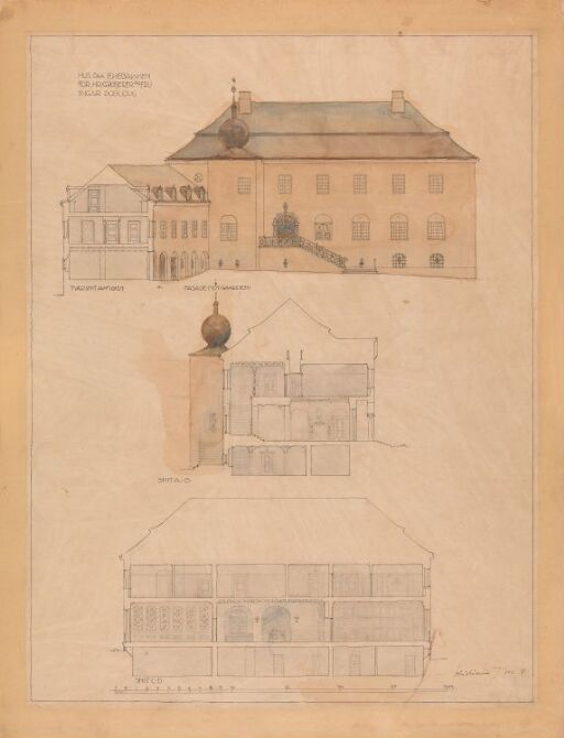 Design for Villa Dobloug