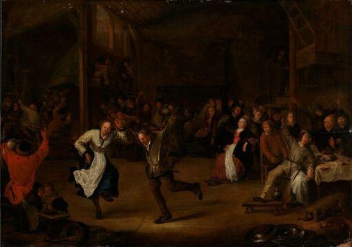 Dancing in an Inn