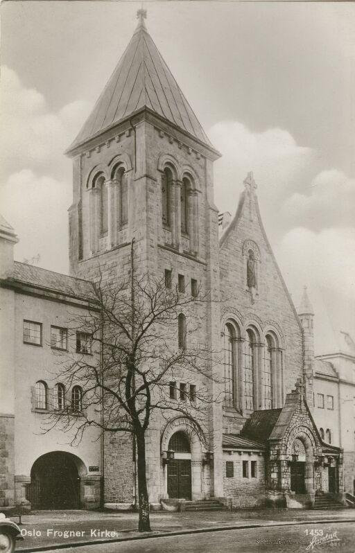 Frogner kirke i Oslo