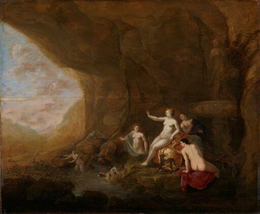 Diana og Aktaion