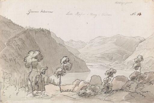 Kvamskleiva, Vang i Valdres