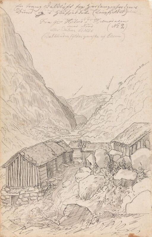 Fra gården Hjølmo