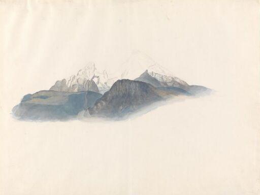 Vorgebirge des Watzmann