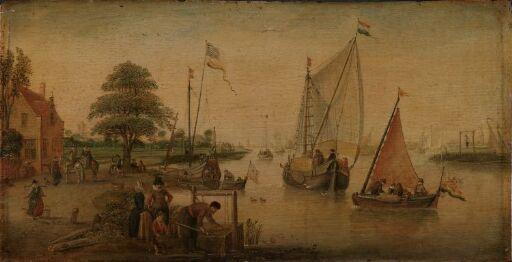 Hollandsk kanal
