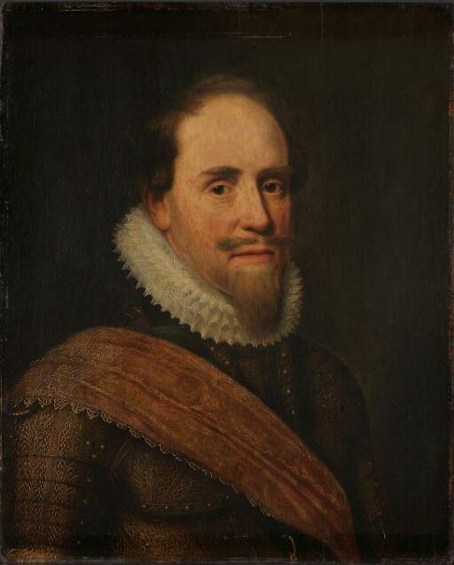 Portrait of Moritz of Oranien