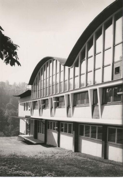 Verkstedsbygning for Harald A. Møller A/S