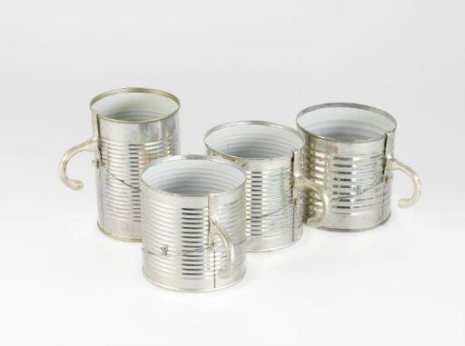 Tin Mugs