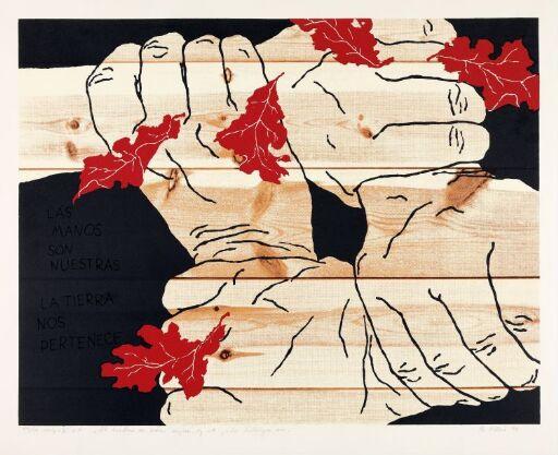 At hendene er våre eigne, og at jorda tilhøyrer oss.