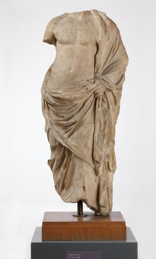 Asklepios of the Museo Nuovo