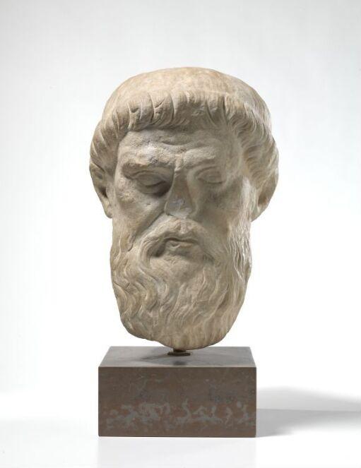 Head of a Greek