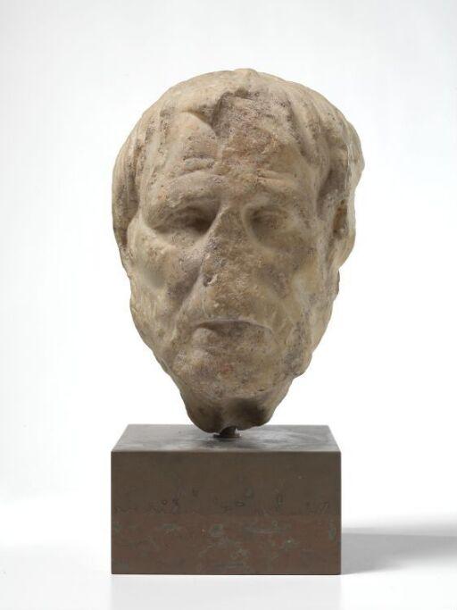 Portrett av en mann, type Pseudo Seneca