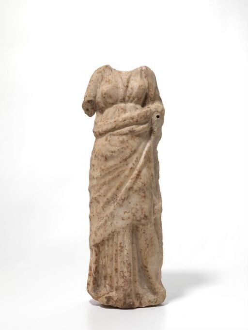 Statuette of a goddess