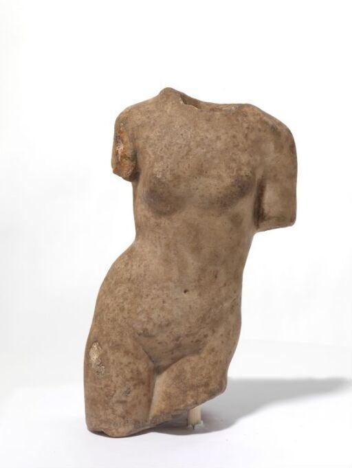 Statuett av Afrodite