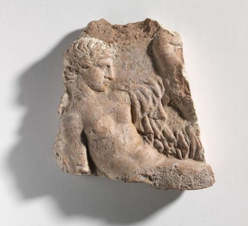 Campana relief with sacrifice of a bull
