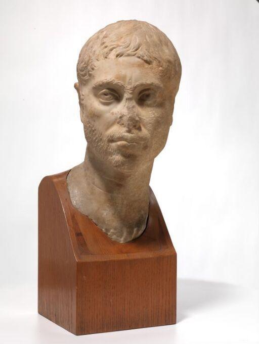 Portrett av en mann