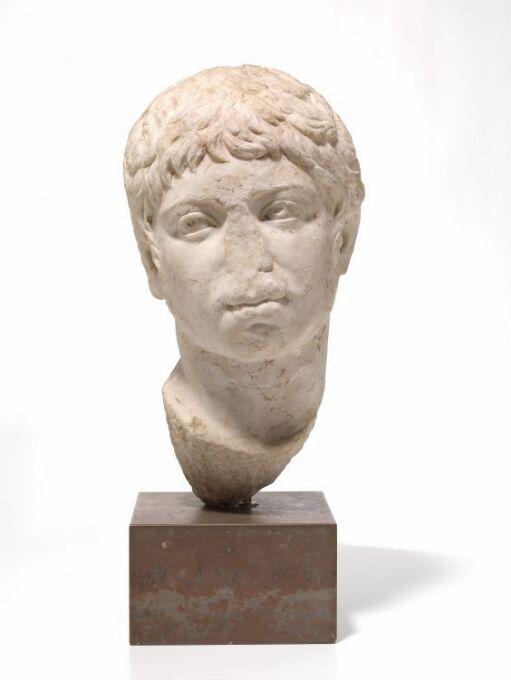 Portrett av Elagabal, 2. type