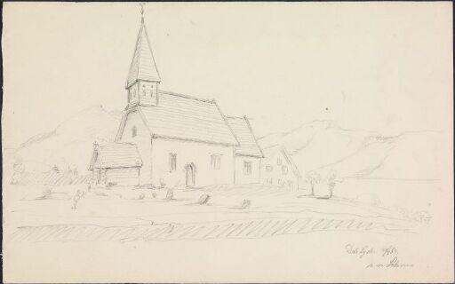 Dale kirke i Luster