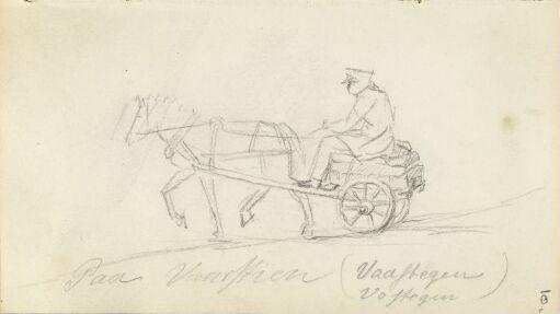 På Vårstigen med hest og vogn