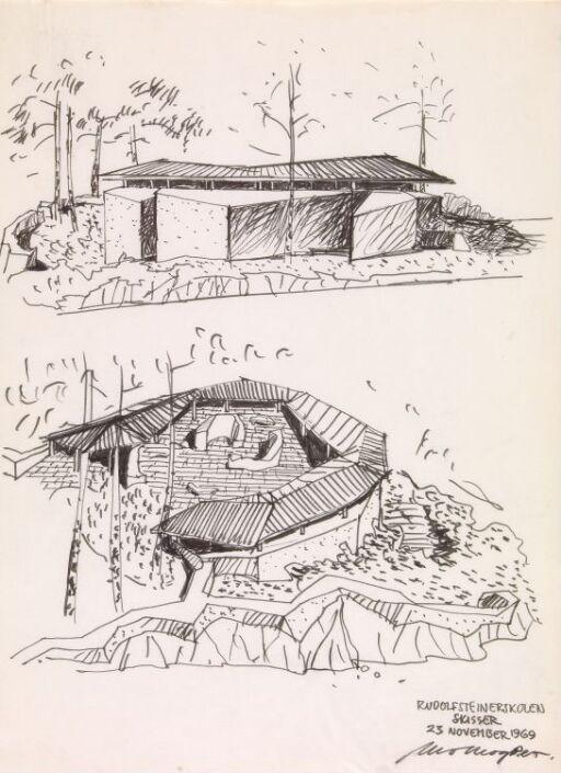 Rudolf Steinerskolen på Hovseter