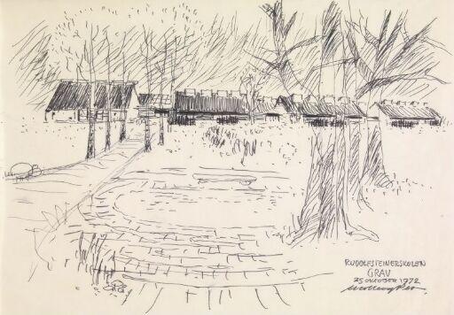 Rudolf Steinerskolen på Grav