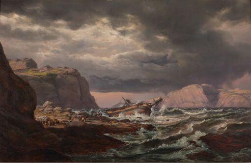 Skipbrudd ved den norske kyst