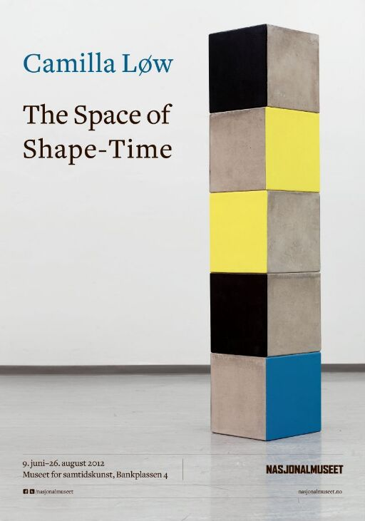 Camilla Løw: The Space of Shape-Time