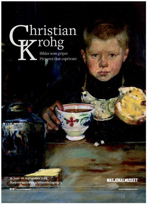 Christian Krohg. Bilder som griper