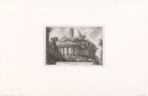 Levningene av Amphitheatrum Castrense
