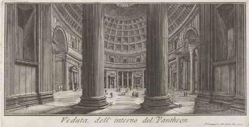 Interiør fra Pantheon