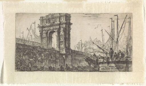 Trajan-buen i Ancona