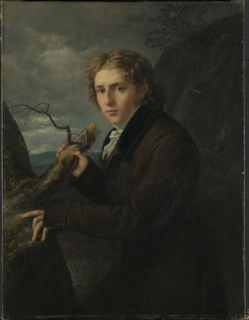 Portrait of the Painter J.C. Dahl