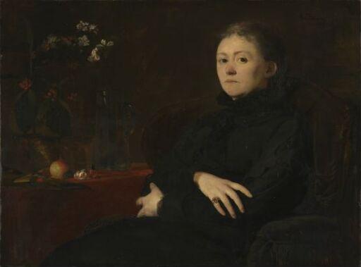 Malerinnen Harriet Backer