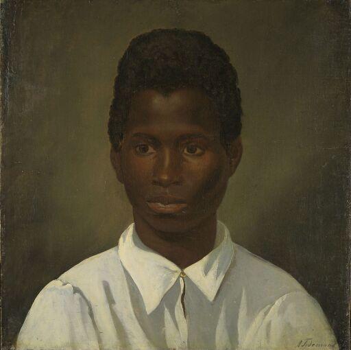 Portrett av en ung mann