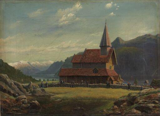Urnes kirke i Sogn